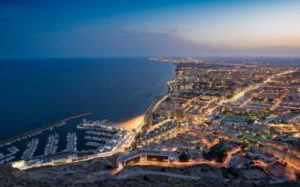 Vivir en Aguadulce Almería